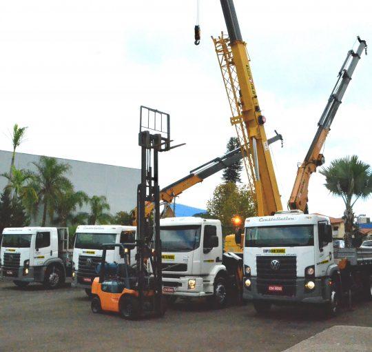 Remoções e Movimentações Industriais