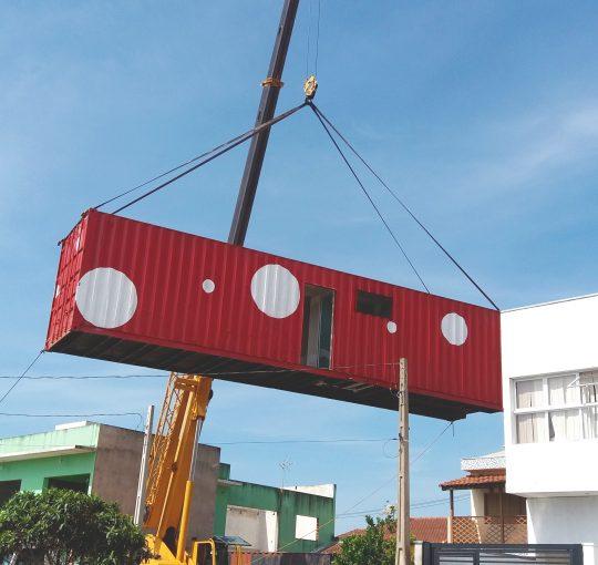 Casa Container – Boituva/SP